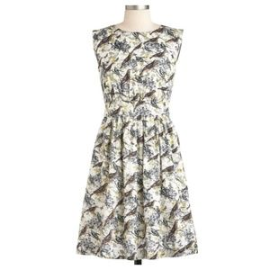 Modcloth Too Much Fun Dress in Bird by Emily & Fin